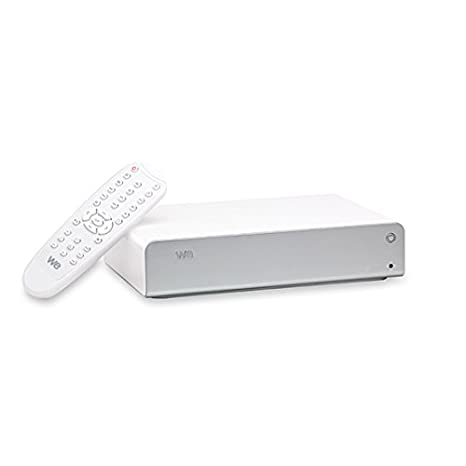 We Connect - We Art - Disque Dur Multimédia Externe 3,5' USB 3.0 Blanc 3 To