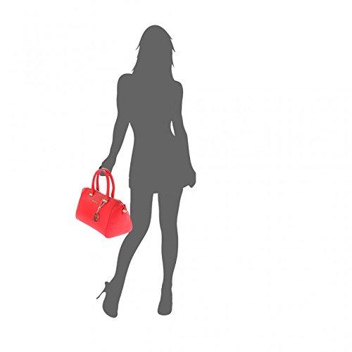 Trussardi Jeans , Sac à main pour femme rouge rouge