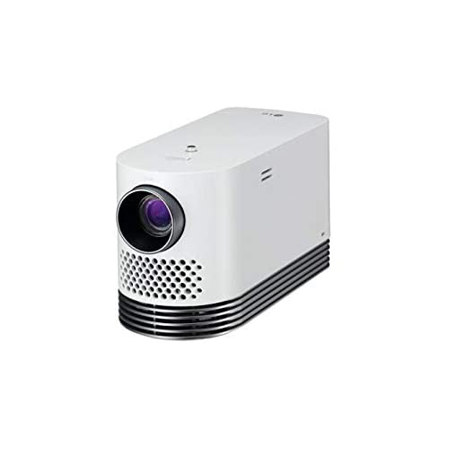 chollos oferta descuentos barato LG HF80LSR Proyector Full HD 1920 x 1080 hasta 120 Fuente Láser 150 000 1 Mini Jack 3 5 mm LAN RJ45 Smart Share Miracast Bluetooth HDMI USB FHD 2000 Lúmenes Blanco