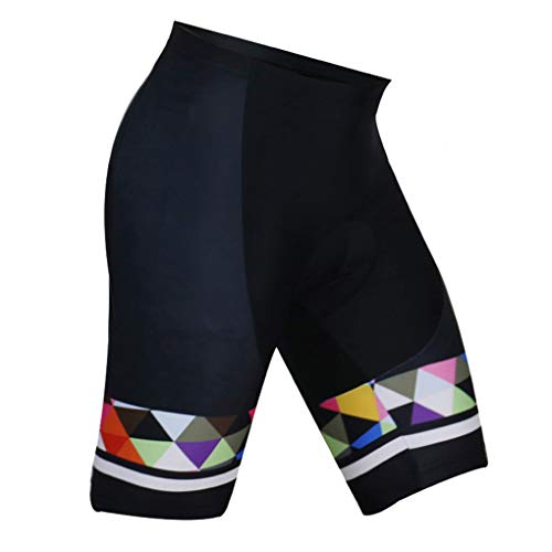 Mens Coolmax Show Shirt (Men's Cycling Short Coolmax 3D Gel Pad Breathable Pro Comfortable Cycling Bike MTB Downhill Pants)