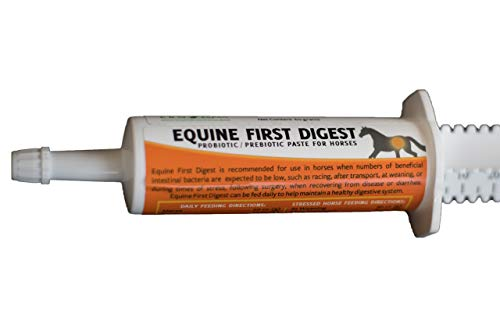 PERFORMANCE HORSE NUTRITION Equine First Digest (6 Tubes - 60 Grams/Tube)