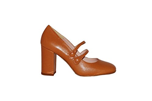 Hohe Pumps Decollete aus Leder Damen RIPA shoes - 55-670