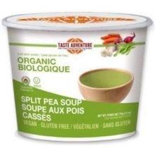 SOUP MIX, OG1, SPLIT PEA , Pack of 10 by Taste Adventure