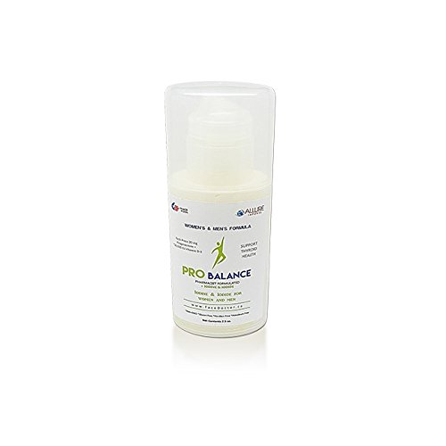 Allure Imports Natural Progesterone Cream with Iodine, and Iodide by Allure Imports