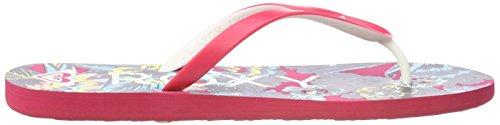 Multicolore Rosa 36 Tongs Pink Femme Pnk Roxy VI EU Tahiti x70qTaI4