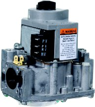 Honeywell Electronic Gas Valve VR8204A2076 from Honeywell