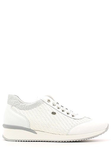 Keys 5212 Shoes with laces Women White