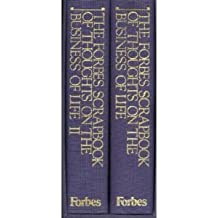 THE FORBES SCRAPBOOK OF THOUGHTS ON THE BUSINESS LIFE: 2 Volumes BOXED SET