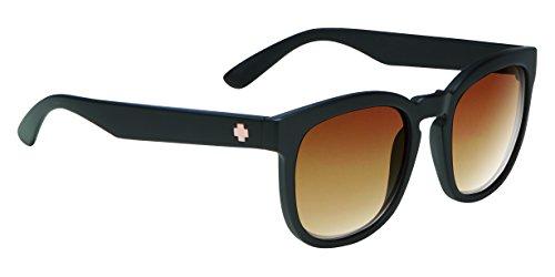 Spy Optic Quinn Flat Sunglasses, 54 mm (Femme Fatale/Black)