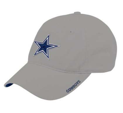 2d2a04e7b Amazon.com : Dallas Cowboys NFL Men's Curved Headwear, OSAFA, Gray ...