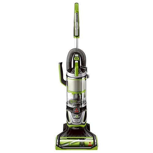 BISSELL Pet Hair Eraser Lift-Off Bagless Upright Vacuum Cleaner, Green