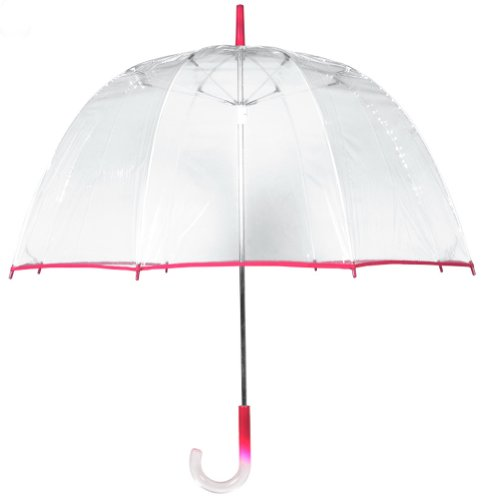 leighton-tina-t-bubble-umbrella-hot-pink-one-size