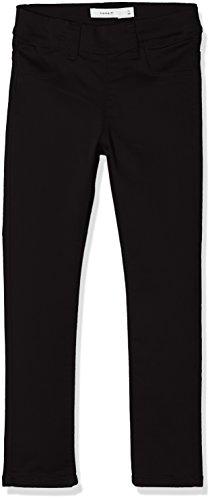 NAME IT Nittinna Skinny TWI Legging F Mini Noos, Pantalones para Niñas Negro (Black Black)
