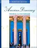 The American Democracy : Election Edition, Patterson, Thomas E., 0070491283