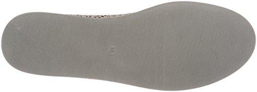 Caprice 22120, Bailarinas Para Mujer Gris (Grey Nubuc 204)