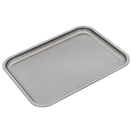 Judge Bandeja para horno, color gris, de 36 x 28 x 1,5