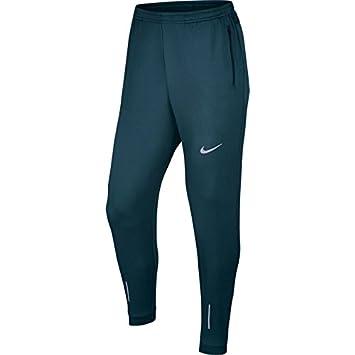 Nike M NK Pant ESSNTL Knit - Pantalones de chándal, Mens, Azul ...