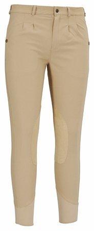 - TuffRider Men's Performance Knee Patch Breech, Safari, 38