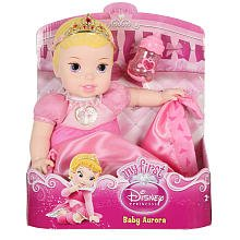 Amazon Com My First Disney Princess Bed Time Baby Doll