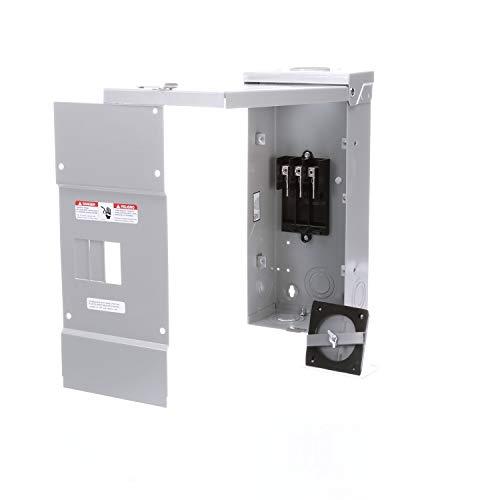 - Siemens W0303ML3100 100 Amp Outdoor Rated 3-Phase Circuit Breaker Enclosure