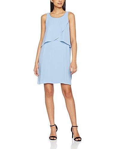 ESPRIT Collection Vestido para Mujer Azul (Light Blue 2)