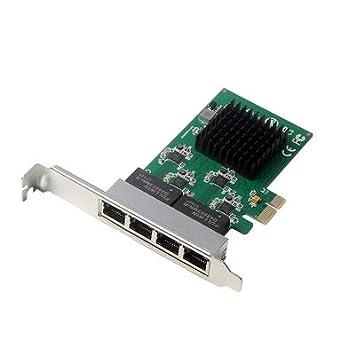 LeHang Adaptador de Tarjeta de Red Ethernet Gigabit PCI-E X1 ...