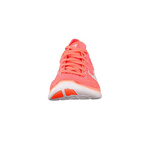 Nike 831070-801, Zapatillas de Trail Running para Mujer Naranja (Hyper Orange / White / Total Crimson)