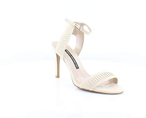 French Connection Women's Linna Dress Sandal, Barley Sugar, 38 EU/7.5 M ()