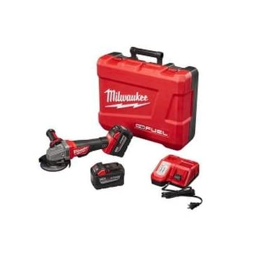 Milwaukee 2780-22HD M18 FUEL 4-1 / 2 In. / 5 In. Grinder, Paddle Switch Kit