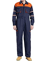 Amazon.com  XS - Overalls   Coveralls   Work Utility   Safety ... 7a980c6162e