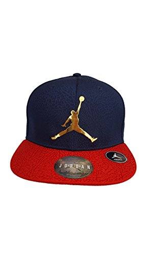07f4dfa2ed9 ... promo code for galleon jordan boys ele elite jacquard snapback cap 8 20  obsidian 695 gym