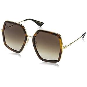Gucci GG 0106 S- GG0106S Sunglasses 56mm