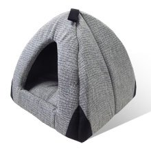35cm 14u0026quot;x 14u0026quot; Grey Pet Bed Condo Tent House for ...  sc 1 st  Amazon.com & Amazon.com : 35cm 14