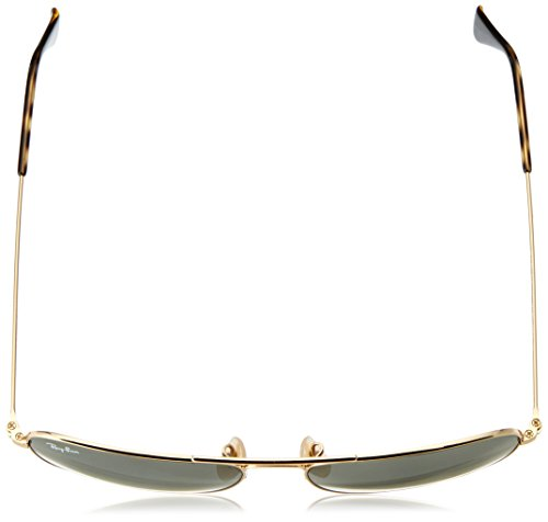 55 Gold Homme Lunettes Gold RB Ban Montures Ray 3136 de RzH4qnpF