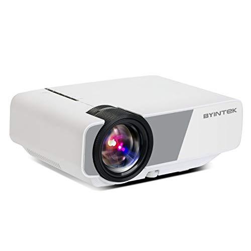 Lipa K1 Plus beamer projector 480P / LCD / Contrast ratio: 1800:1 / 800 x 480 pixels / HDMI en USB / Keystone functie…