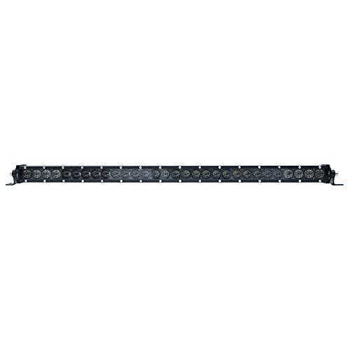 LUX Performance DBLXSR22C - Barra de luz recta de fila única de 55,88 cm, 32'
