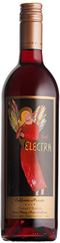 2016 Quady Red Electra Moscato 750mL