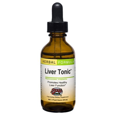 Herbs Etc - Liver Tonic Professional Strength - 2 oz.
