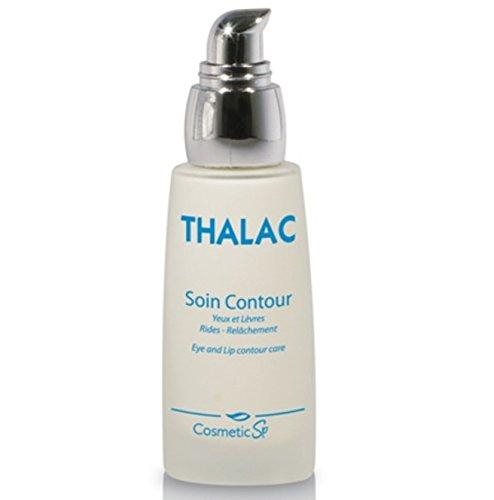 Thalac Soin Contour (Yeux et levres) Eye And Lip Contour Care Serum 30 ml 1.01 oz by Thalac