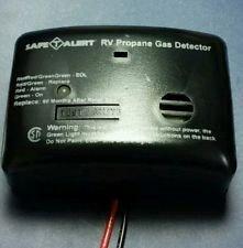 - Safe T Alert RV Trailer Camper Lp Gas Mini Lp Gas Detector Sm Black 20-441-P-BL