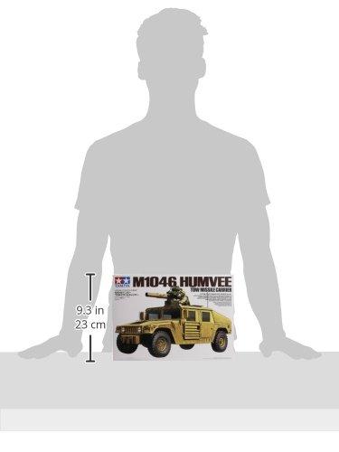 Tamiya Models M1046 Humvee Model Kit