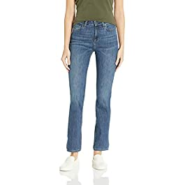 Amazon Essentials Women's Slim Straight-Fit Jean