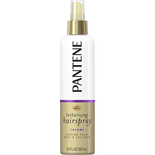 Pantene Fine Hair Solutions Touchable Volume Hairspray, 8.5 oz