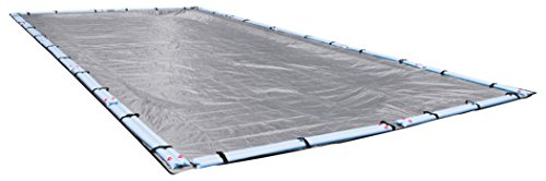 Pool Mate 521632R Silver Extreme Mesh Winter Pool Cover, ...