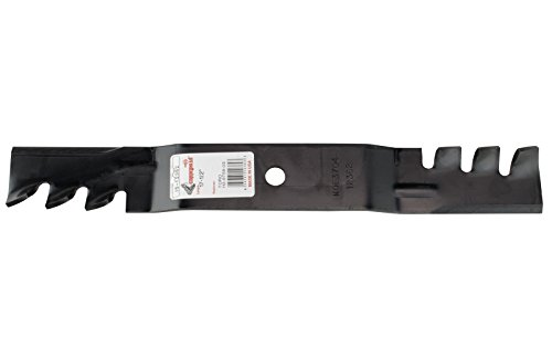 """3 Rotary® Copperhead Toothed Mulching Mower Blades Fit Toro® Timecutter® Z 5000 Series 50"""" Deck 112-9759-03 110-6837-03"""