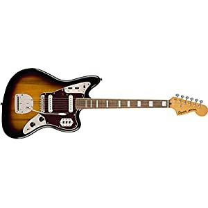Squier Classic Vibe 70s Jaguar – IL – 3-Colour Sunburst