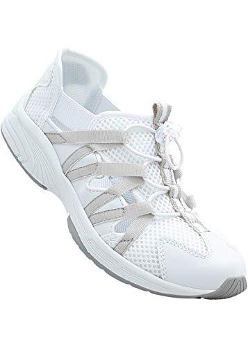 Donna Versandhaus Weiß Bianco Sneaker 945172 E0qwTqUzx