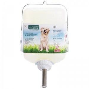 Dogs 32 Ounce Bottle (Lixit Dog Plastic Water Bottle 32oz)