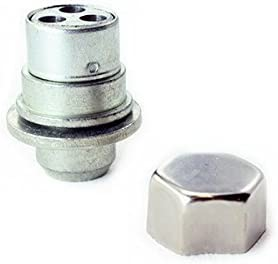 Wheel locking nuts/&bolts M12x1,5 anti-theft for alloys 382 Fits Toyta Yaris 1999-on