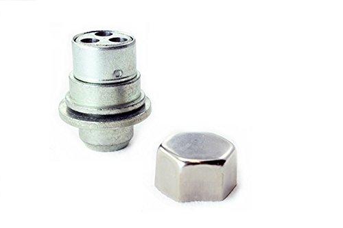Dadi e bulloni per bloccaggio ruote M12 x 1,5,/antifurto per cerchi in lega